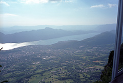 Golet de la pierre mont revard for Mont revard