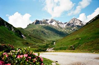 Klammljoch/Passo di Gola (2288m)